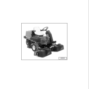 John Deere 2243 Mower Technical Manual TM-1473