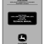 John Deere LX255, LX266, LX277, LX277AWS, LX279, LX288 Service Manual TM-1754