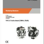 Still Engine VW 2.0i