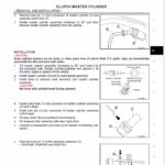 Nissan Qashqai First Generation J10 2006?2013 Repair Manual