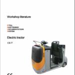 Still CX, CXD, CXM, Kanvan, CXS, CXT, CXH Order Picker Workshop Repair Manual