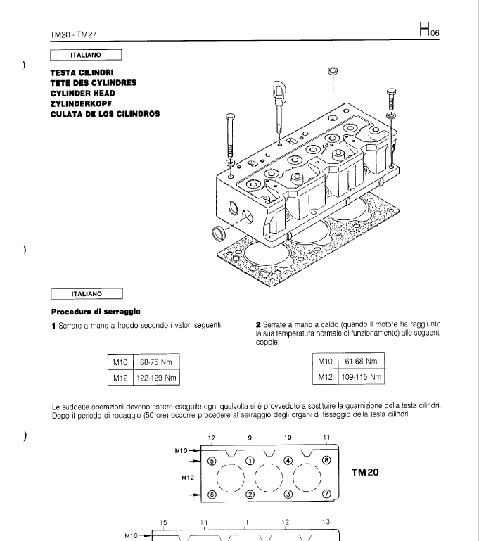 OM PIMESPO FIAT – D15, D18, D20, D23, G15, G18, G20, G23? Engine Repair Manual
