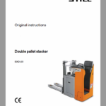 Still SXD-20 and SXH-20 Pallet Truck Workshop Circuit Repair Manual