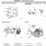 Hitachi ZAXIS ZX210W-3 and ZX220W-3 Excavator Service Manual