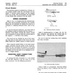 John Deere 350, 350B Crawler Tractor Loaders Service Manual TM-1032