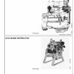 John Deere 300 Series 3179, 4239, 6359, 4276, 6414 OEM Engines Manual