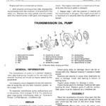 John Deere 410 Backhoe Loader Service Manual TM-1037
