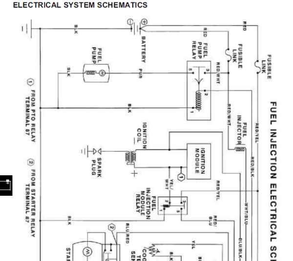 John Deere 285 Ignition Switch Wiring Diagram - Wiring ... on