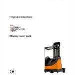 Still FMSE-14, FMSE-16, FMSE-20 Electric Reach Truck Workshop Repair Manual