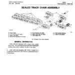 John Deere 850 Crawler Bulldozer Service Manual TM-1164