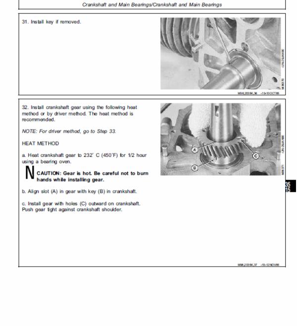 John Deere 16,18, 20 and 24HP Onan Engines CTM2 Manual