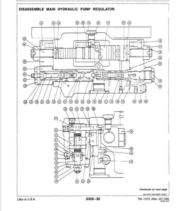 John Deere 595 Excavator Technical Manual TM-1375 on hydraulic system diagram, hydraulic power diagram, hydraulic wiring diagram, block diagram, wet sprinkler system pipe diagram, hydraulic logic diagram, ford jubilee tractor hydraulic diagram, hydraulic control diagram, 404 international tractor hydraulic diagram, hydraulic pump diagram, forklift hydraulic diagram, hydraulic valve diagrams, hydraulic project diagram, hydraulic steering diagram, hydraulic valve schematics, farmall hydraulic diagram, hydraulic motor diagram, hydraulic flow diagram, hydraulic press diagram, hydraulic cylinder diagram,