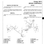 John Deere 646B Compactor Service Manual TM-1116