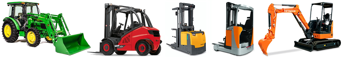 Forklift Order Picker Manual