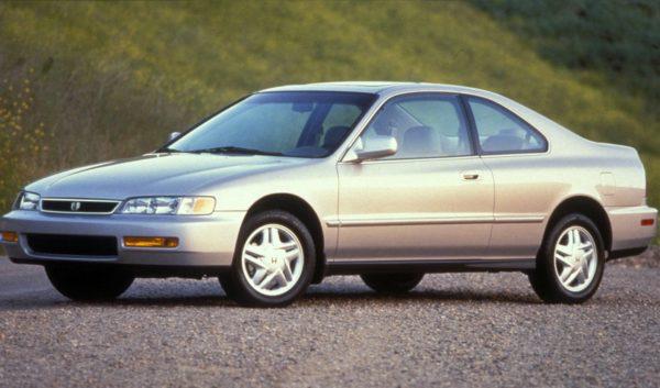 Honda Accord 1994, 1995, 1996, 1997 Repair Manual