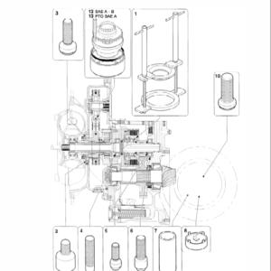 Om Pimespo Transmission TXL 30/S Workshop Manual