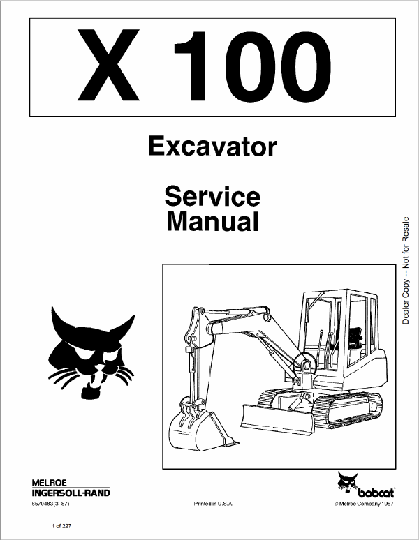 Bobcat X100: Bobcat 5610 Joystick Wire Diagram At Johnprice.co
