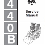Bobcat 440B Skid-Steer Loader Service Manual