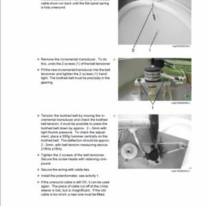 OM PIMESPO mdXac Series mdX Workshop Repair Manual