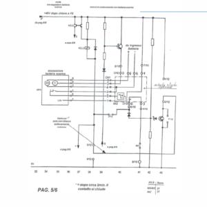 OM PIMESPO Four D Series X049 Workshop Repair Manual