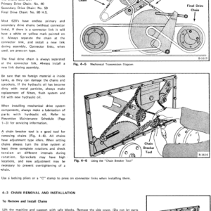 Bobcat 620 Skid-Steer Loader Service Manual