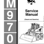 Bobcat M970 Loader Manual