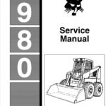 Bobcat 980 Skid-Steer Loader Service Manual