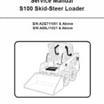 Bobcat S100 Skid-Steer Loader Service Manual