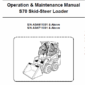 Bobcat S70 Skid-Steer Loader Service Manual