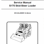 Bobcat S175 Skid-Steer Loader Service Manual