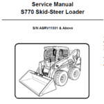 Bobcat S770 Skid-Steer Loader Service Manual