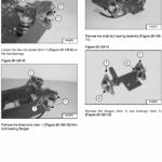 Bobcat T3571 and T3571L Telescopic Handler Service Manual