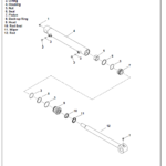 Bobcat E35 Compact Excavator Service Manual