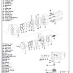 Bobcat S250 and S300 Turbo Skid-Steer Loader Service Manual