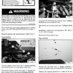 Bobcat S250 and S300 Skid-Steer Loader Service Manual