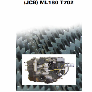 JCB AGCO OEM Transmission ML180 T702