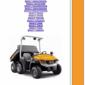 JCB Groundhog 6x4 Utility Vehicle Service Manual