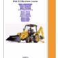 JCB Midi CX Backhoe Loader Service Manual