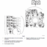 JCB 7000 Series Fastrac Service Manual