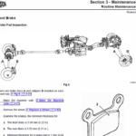 JCB 800D Workmax Utility Vehicle Service Manual