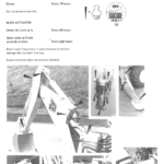JCB 3CX, 4CX Backhoe Loader from Serial no 290000 Service Manual
