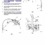 JCB FM30 Mower Service Manual