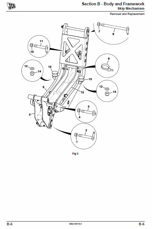 Jcb 3220 Operation Manual