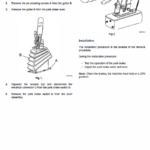 JCB 418S Wheeled Loader Shovel Service Manual
