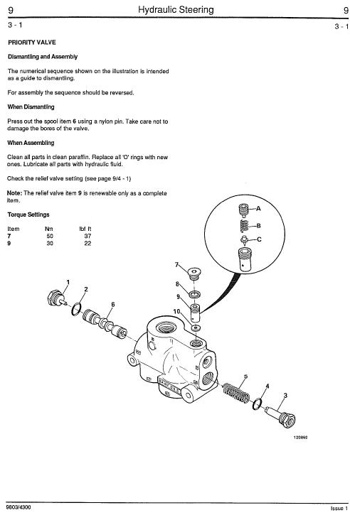 JCB 435 Wheeled Loader Shovel Service Manual