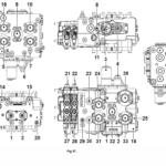 JCB 426, 435, 436, 446 Wheeled Loader Shovel Service Manual