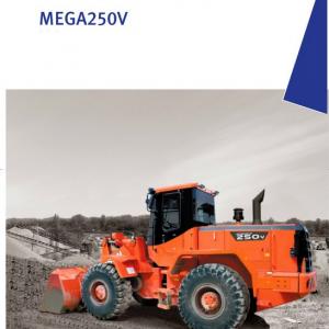 Daewoo Mega M250-V Loader Service Manual
