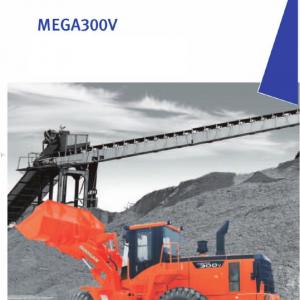 Doosan Daewoo Mega 300V Loader Service Manual