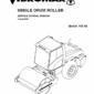 JCB Vibromax VM46 Single Drum Roller Service Manual