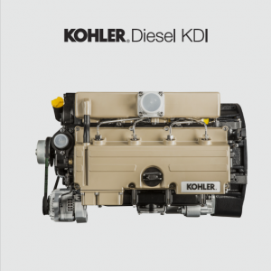 Kohler Diesel KDI 1903 M and KDI 2504 M Engine Service Manual